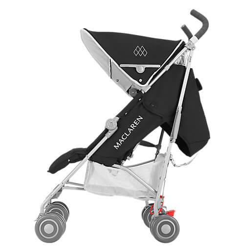 RENT Maclaren Quest umbrella cane stroller